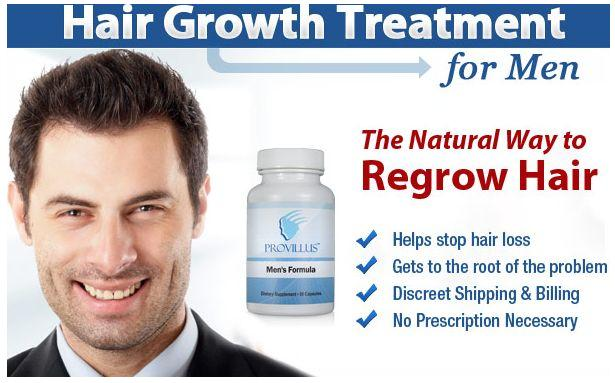 Regrow Hair Naturally India